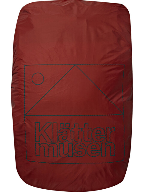 Klättermusen Raincover 30-50l Redwood